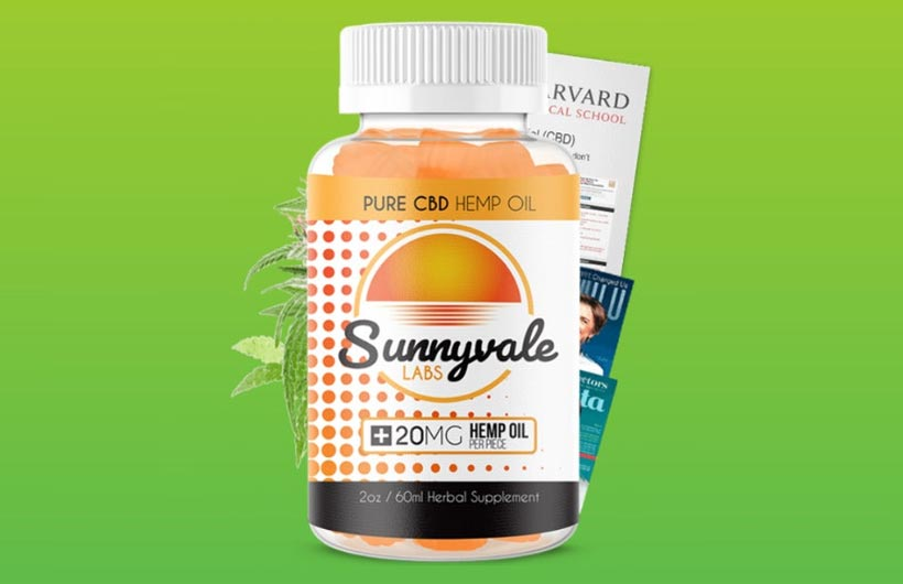 Sunnyvale Labs CBD Gummies Review